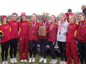 Cyclone cross county/track and field